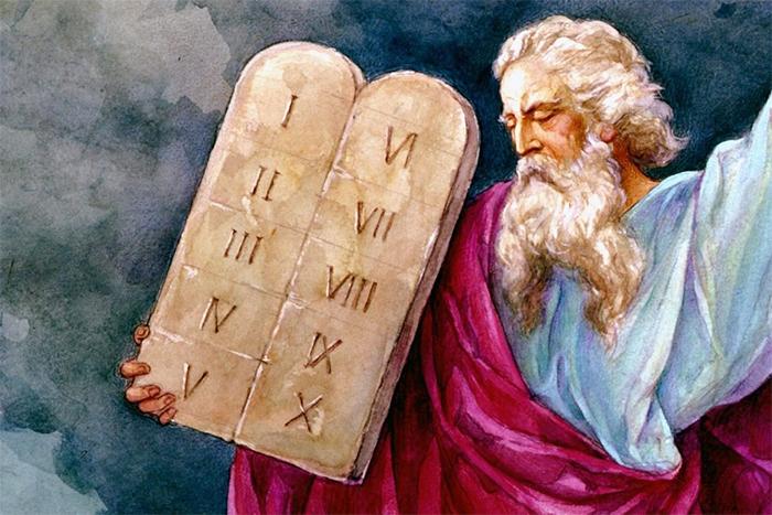 10 заповедей в православии