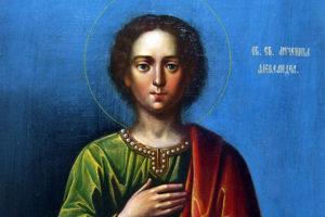 чтобы побороть лень прочтите молитву Александру Римскому