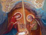 Рождество Христово фотография иконы