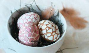 Скурлупа на скурлупе для покраски яиц на Пасху